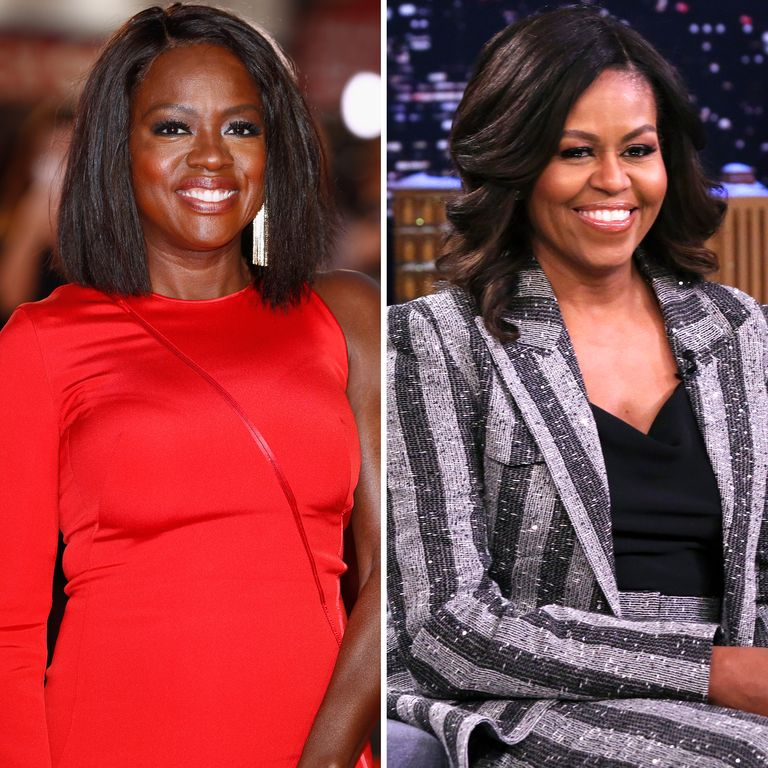 Viola Davis Will Play Michelle Obama in an Upcoming Series About U.S. First Ladies