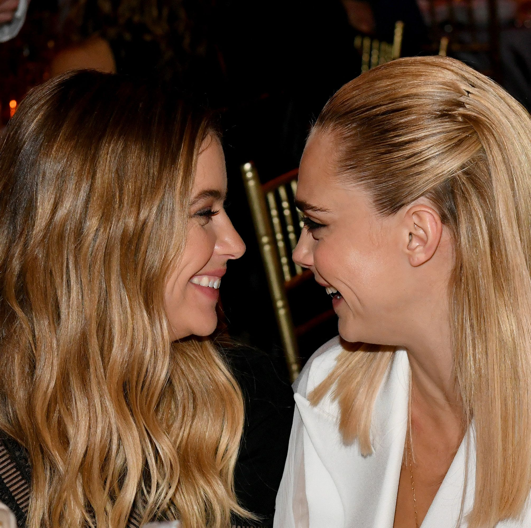 Cara Delevingne on How She and Ashley Benson Fell in Love When They 'Weren't Looking For It'