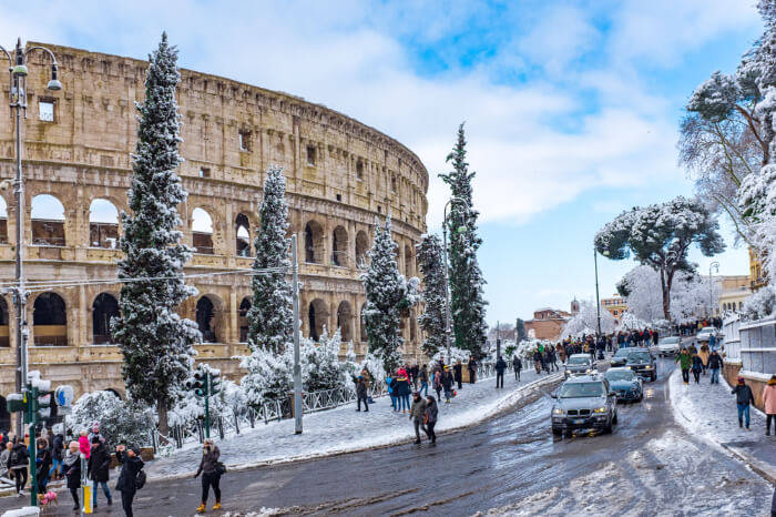 Rome In Winter: 10 Reasons To Visit The Ancient City When The Temperatures Drop