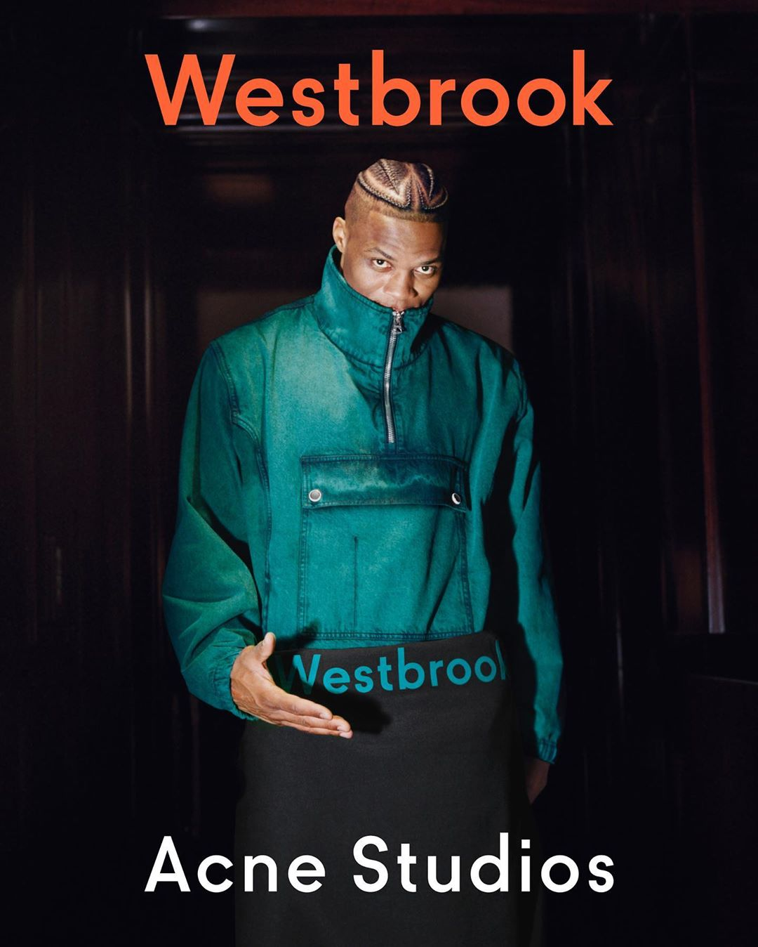 ACNE STUDIOS LAUNCH THE RUSSELL WESTBROOK CAPSULE COLLECTION