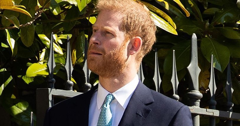 Wait, Why Is Prince Harry Hanging Out With Ed Sheeran?