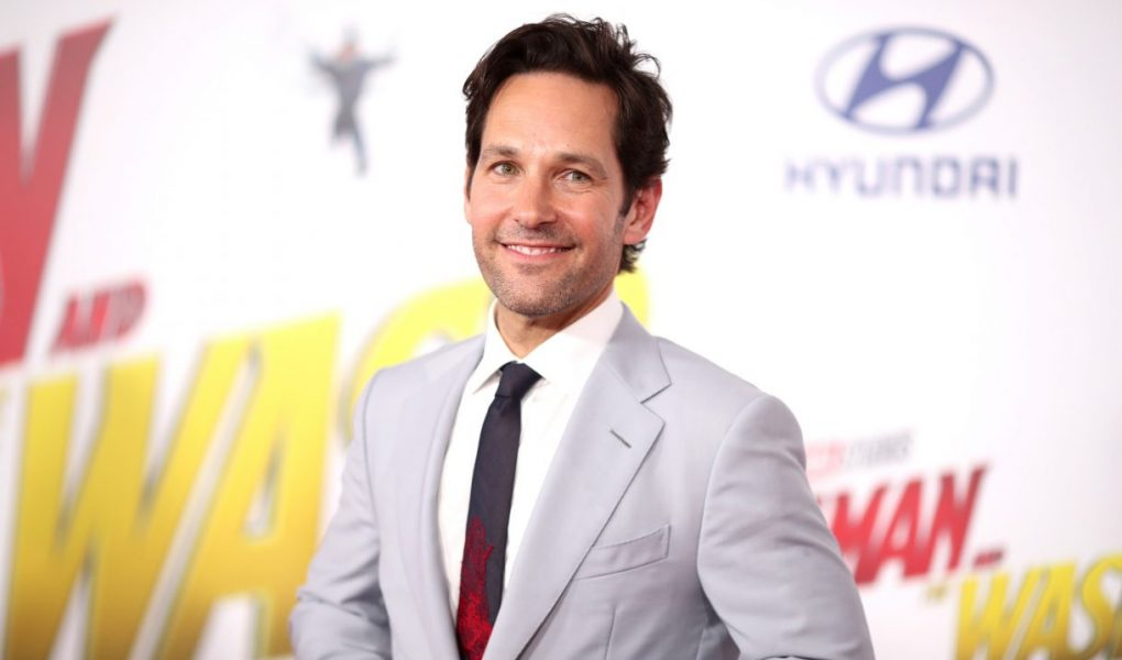 Ant-Man star Paul Rudd Credit: Christopher Polk/Getty Images