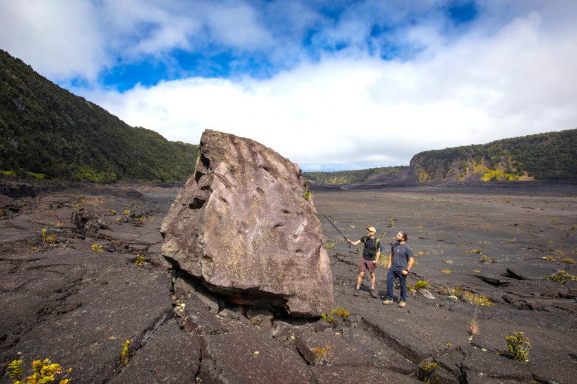 Popular Hawaii hiking trail, damaged by Kilauea volcano, reopens