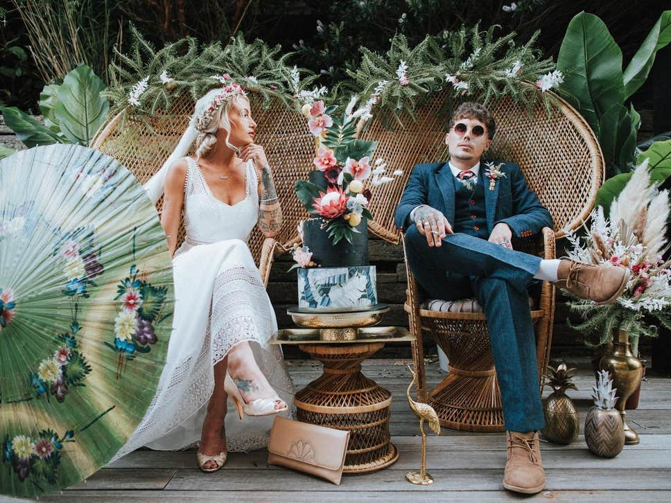 The biggest wedding trends for 2020, from dried flowers to sustainable feasts