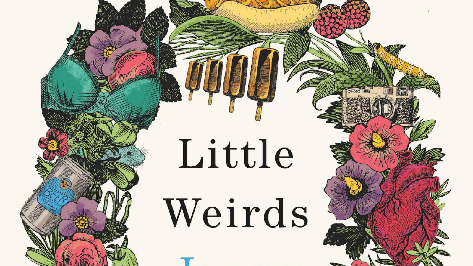 Jenny Slate's 'Little Weirds' Is Just Not Weird Enough
