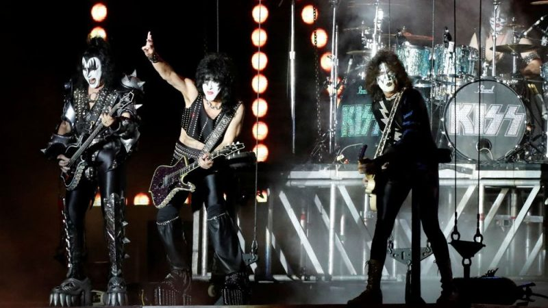 KISS Cancel Australian 'End Of The Road' Farewell Tour Dates, Except For One Special Appearance