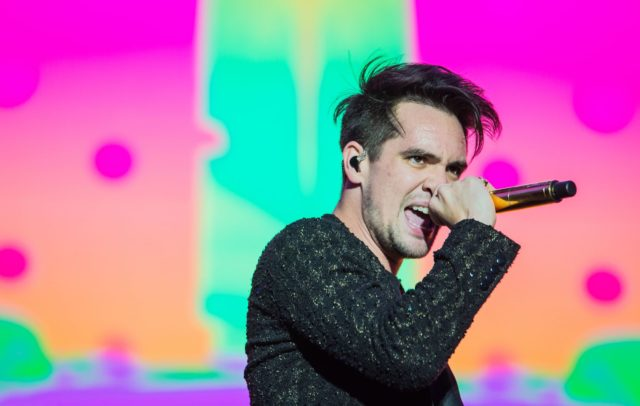 Listen to Brendon Urie's new monster heavy metal song