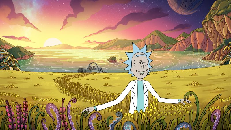 Rick and Morty season 4 premieres with a thrilling multiversal time-twister
