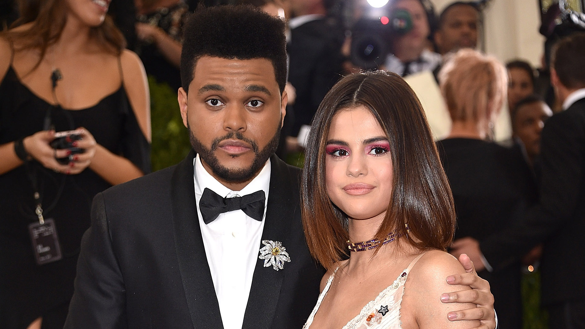 """The Weeknd Might Drop A Song Called """"Like Selena"""" & We Expect Major Selena Gomez Shade"""