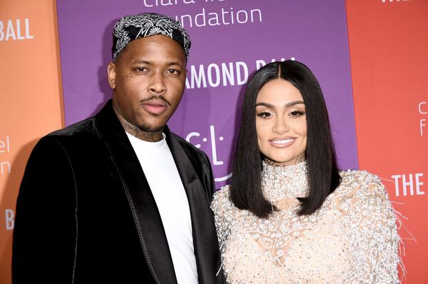 YG & Kehlani Stepped Out Together In Beverly Hills For Birthday Get-Collectively