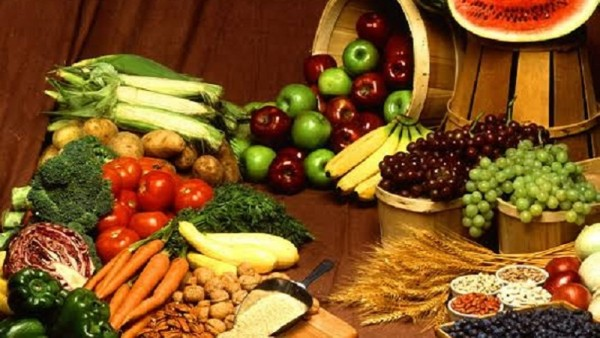 How to switch to a healthy diet this New Year