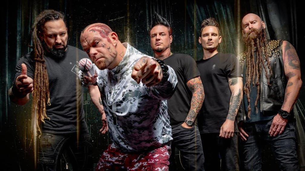 FIVE FINGER DEATH PUNCH ANNOUNCE NEW ALBUM, RELEASE NEW SINGLE