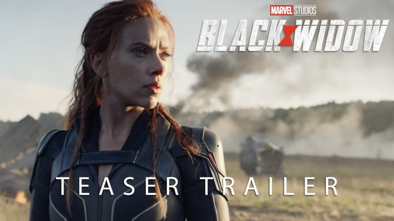 Black Widow Trailer Is Here, Marvel's Phase 4 Begins
