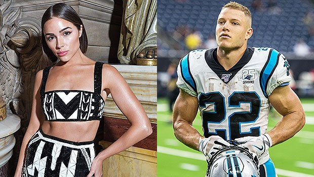 Olivia Culpo Says Relationship with Panthers Participant Christian McCaffrey Is Going 'Actually Nice'