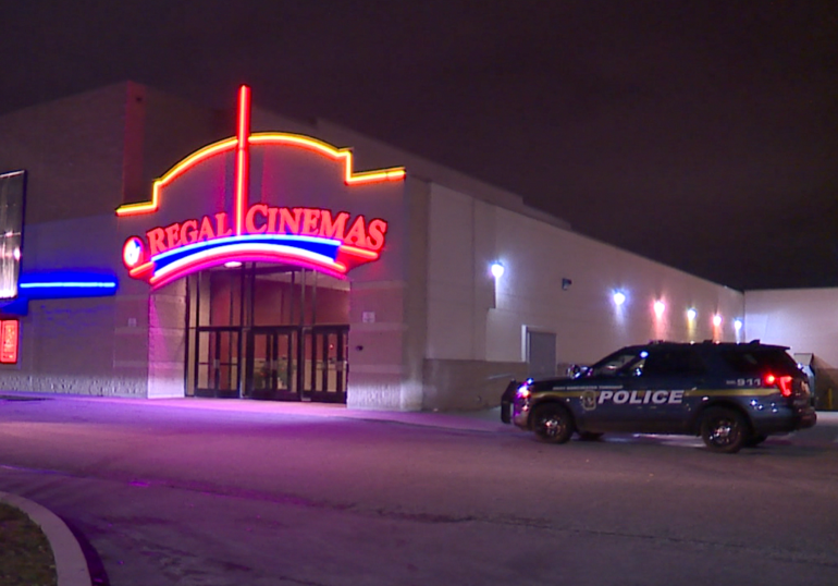Man dies after shooting at Regal Cinemas in West Manchester Township