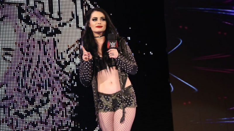 WWE legend Paige furious over leaked interview of Triple H joking about her sex life