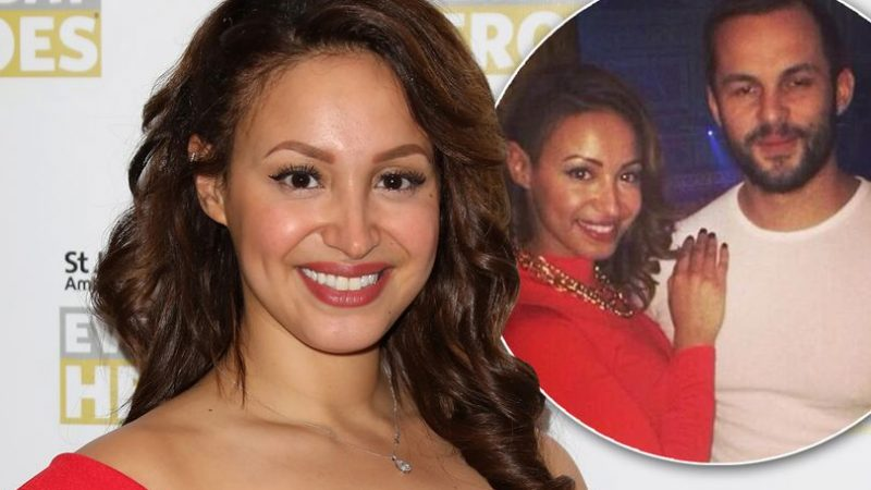 Sugababes' Amelle Berrabah files for divorce from husband Marcio Sousa Rosa after five years