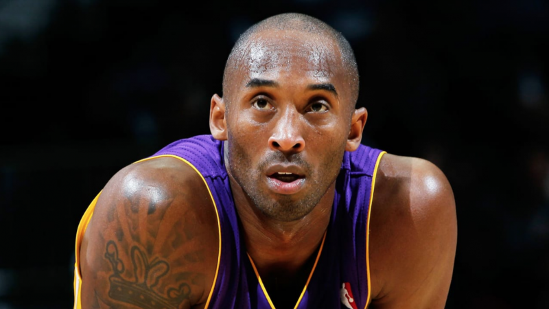 Kobe Bryant dies in a helicopter crash, others dead