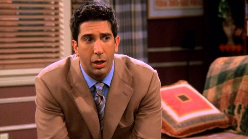 Friends star David Schwimmer suggests reboot be 'all-black or all-Asian'