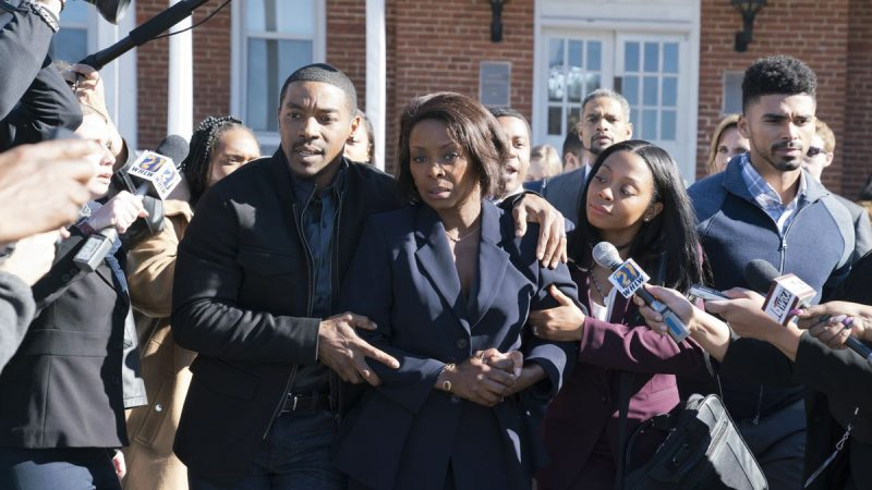 'A Fall from Grace': Tyler Perry brings the best out from some veteran actors