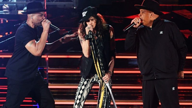 Aerosmith and Run-DMC Reunite for Performance at 2020 GRAMMYs