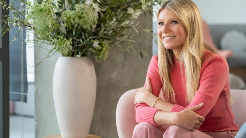 Gwyneth Paltrow Is Fine With People Seeing Goop as Clickbait