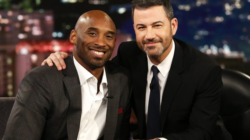 Jimmy Kimmel Films Without Live Audience to Honor Kobe Bryant: 'A Comedy Show Didn't Feel Right'