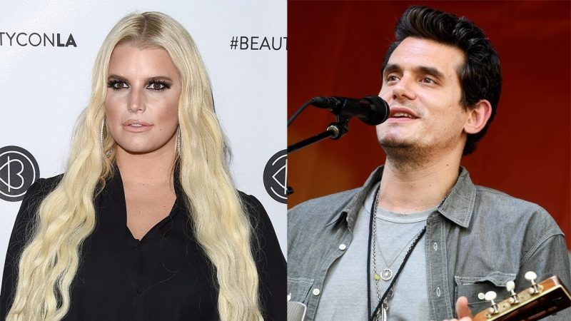 Jessica Simpson says she was 'floored and embarrassed' when John Mayer called her 'sexual napalm'