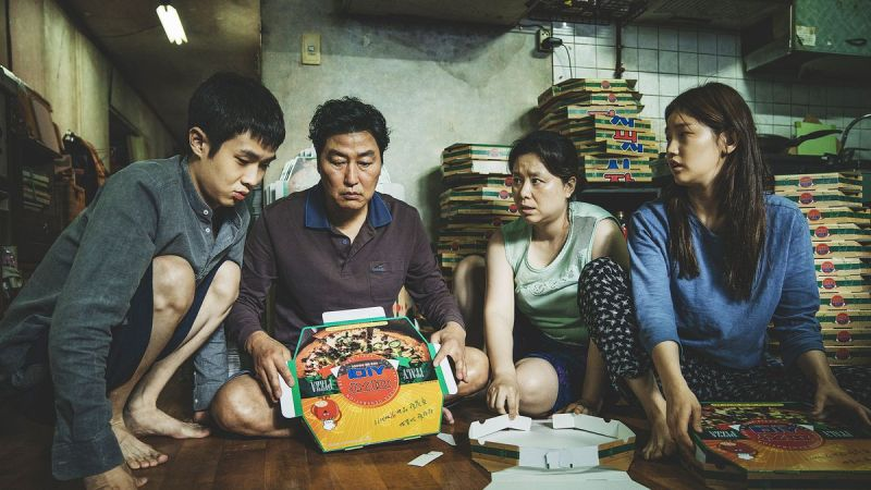 'Parasite' Makes Academy Award History as First South Korean Film to Compete for Oscars