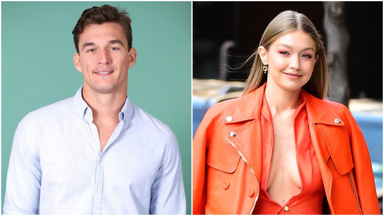 OMG, Tyler Cameron and Gigi Hadid Went on a Second Date Last Night