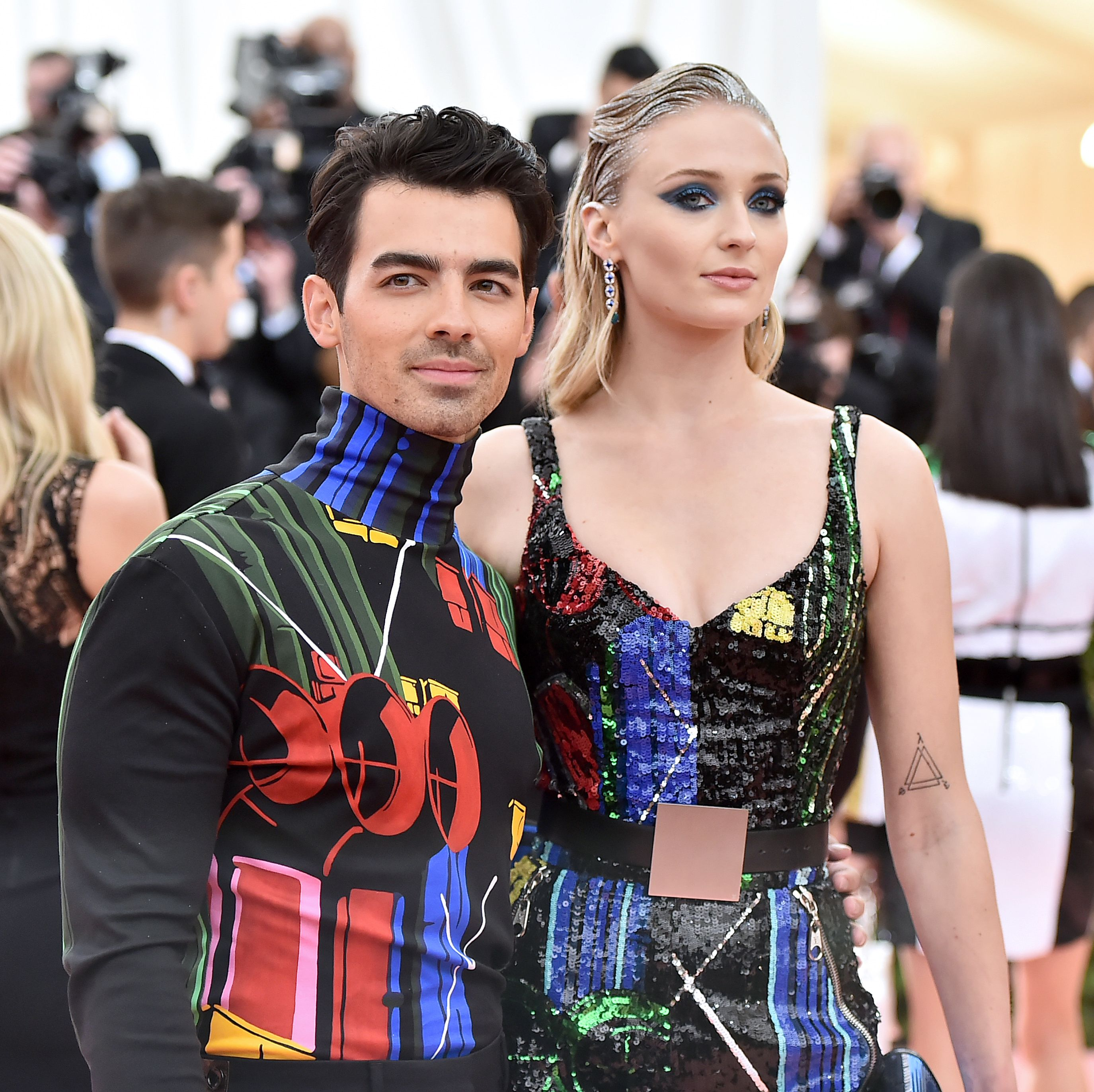 The Jonas Brothers' 'Hesitate' Lyrics Are the Very Real 'Love Letter' Joe Wrote for Sophie Turner
