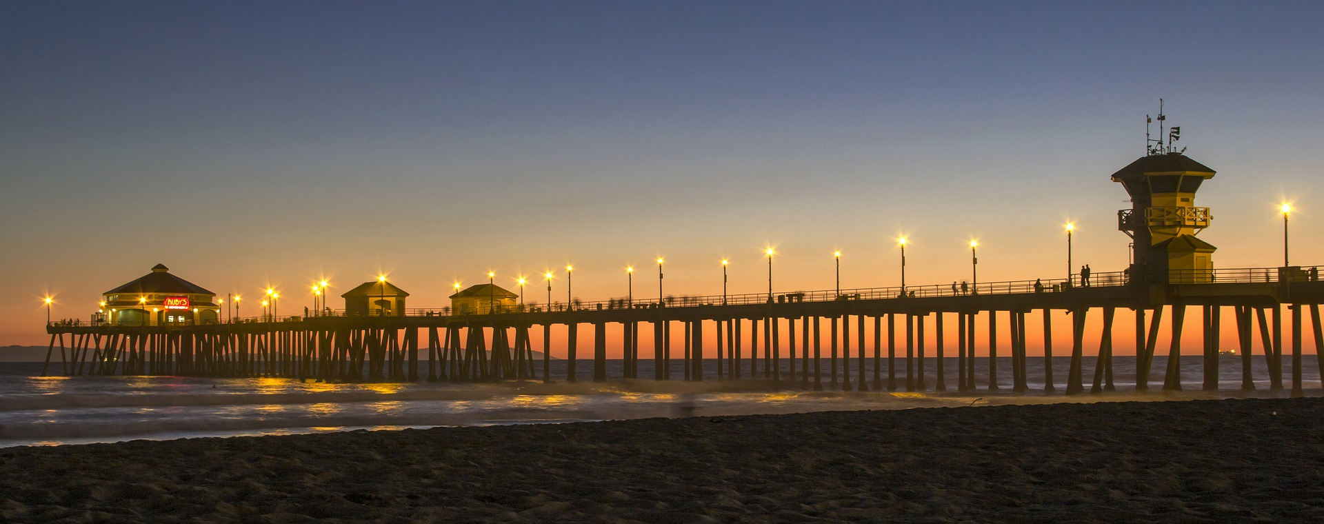 24 hours in Huntington Beach, California – Surf City USA