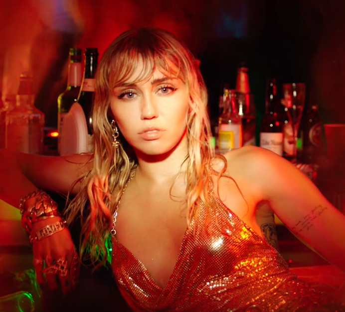 Miley Cyrus's 'Slide Away' Music Video Shows How She Was So Over Party Life With Liam Hemsworth