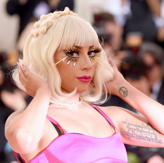 Lady Gaga Gave Her Boyfriend Dan Horton His First Instagram Mention With Candlelit Dinner Shot