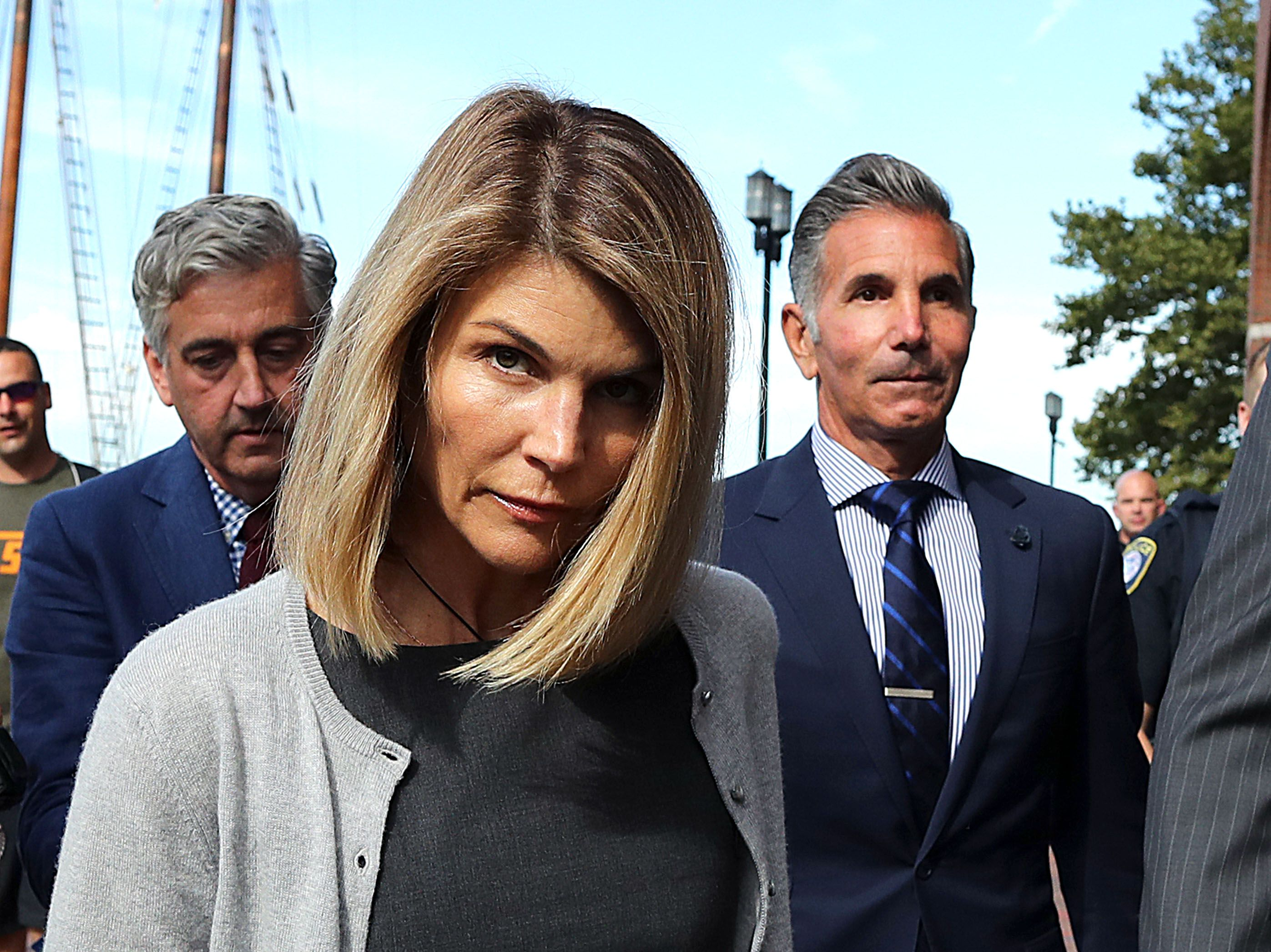 Lifetime's College Admissions Scandal Trailer Is Here and It's Even Better Than We Imagined