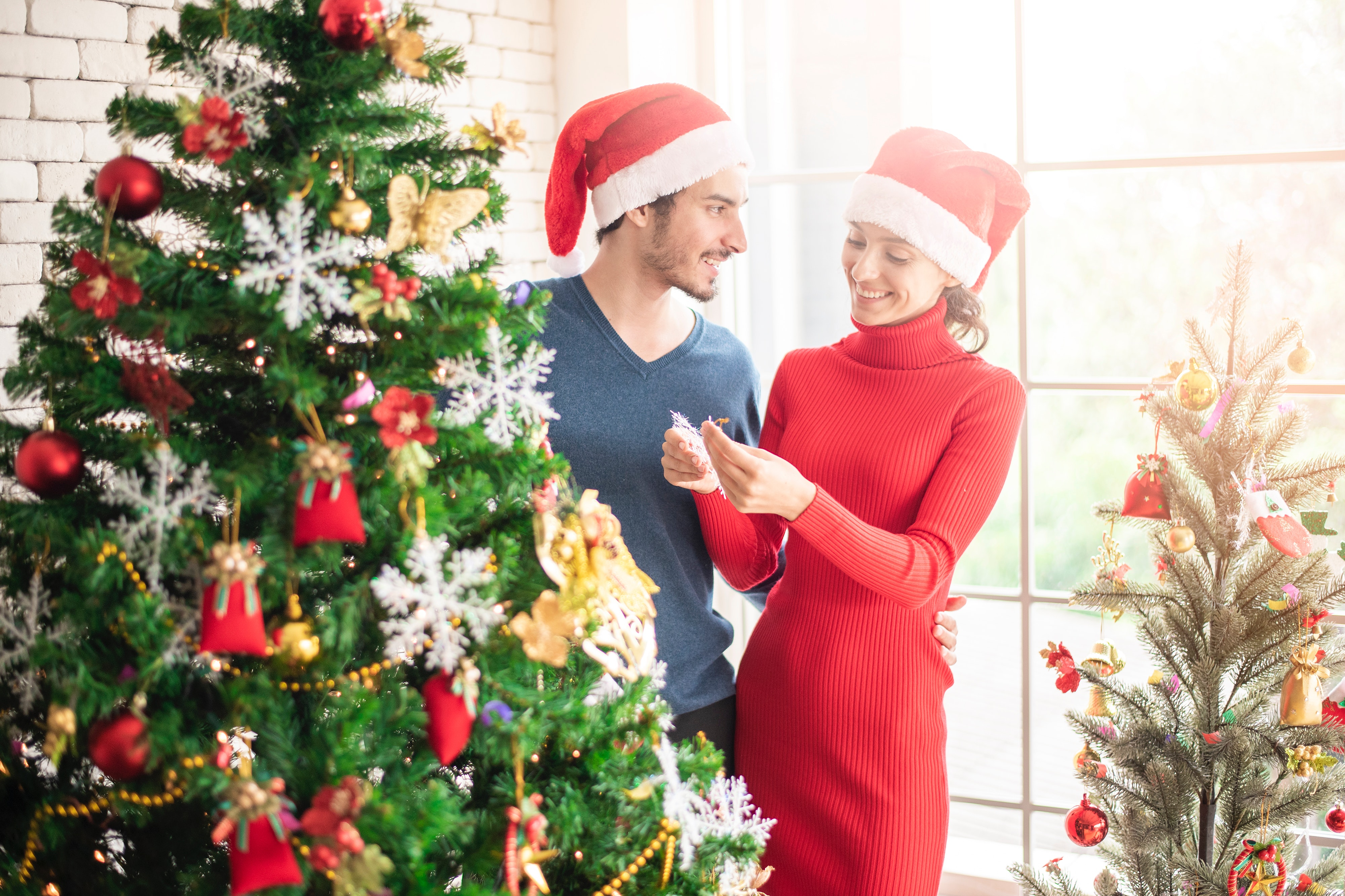 Romantic Christmas Wishes for Lover