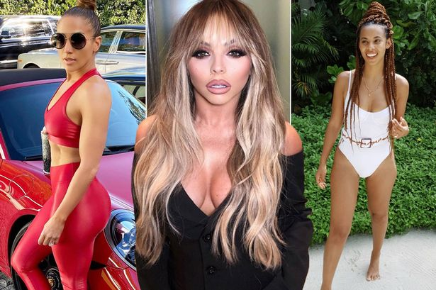 Sexy Jesy Nelson tops 2020's Fit List after her battle with vile online trolls