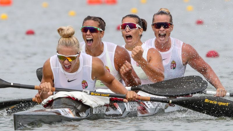 Record 2019 canoe season sets scene for thrilling 2020