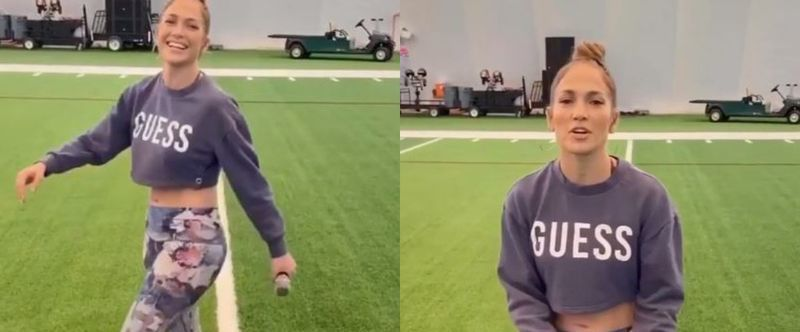 Super Bowl 2020: Watch Jennifer Lopez Hustling Hard On The Field As She Preps For Her Performance – VIDEO