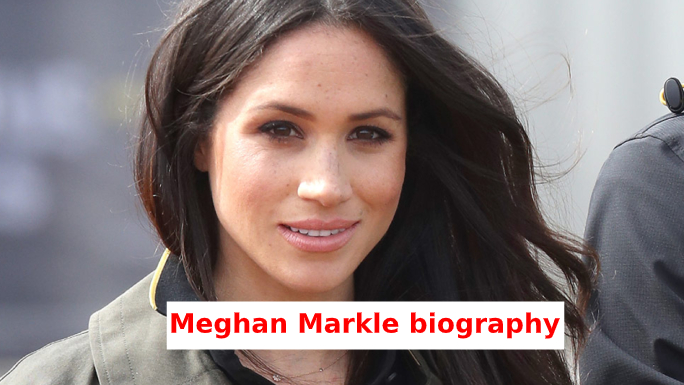 The Meghan Markle Story