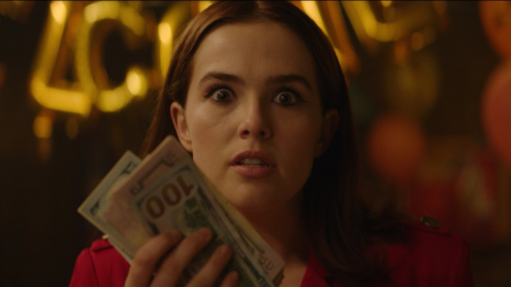 Zoey Deutch Comedy 'Buffaloed' Will Eliminate $1.5 Million in Medical Debt (EXCLUSIVE)