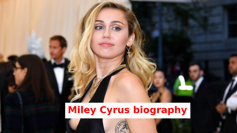 Who is Miley Cyrus