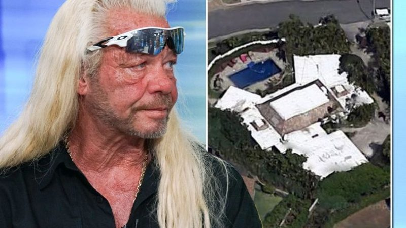 Dog the Bounty Hunter 'sued' for failing to pay '$100K house payments' amid spiralling debt