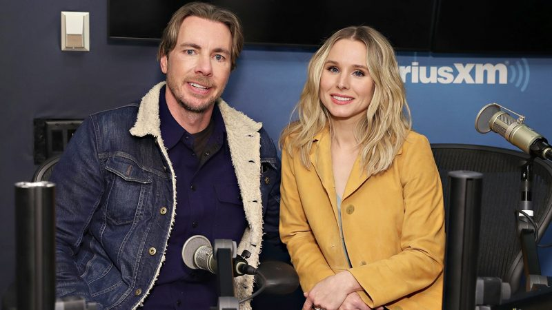 Why Kristen Bell and Dax Shepard Would Support Their Daughters in Hollywood Careers
