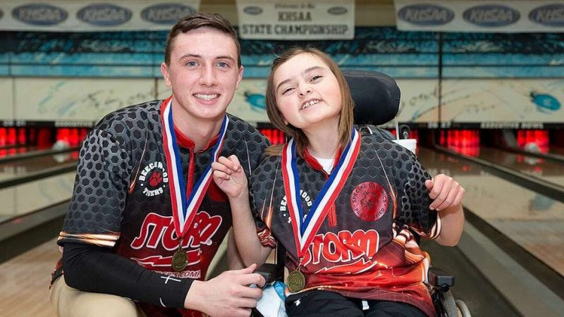 Beechwood students win state bowling title