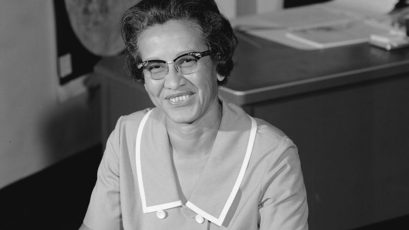 In our opinion: 'Hidden Figures' Katherine Johnson humbly changed the course of a nation