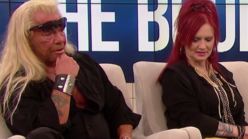 Dog the Bounty Hunter breaks cover after Moon Angell moves out and rejects marriage proposal