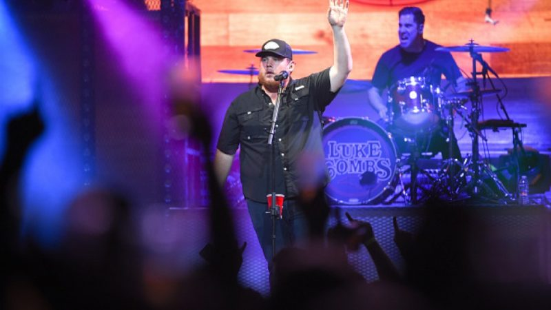 Luke Combs playing October show at PREMIER Center