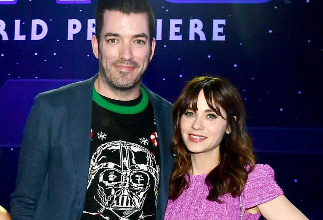 Jonathan Scott Says He Has an 'Entire Evening of Romance' Planned for Zooey Deschanel on Valentine's Day