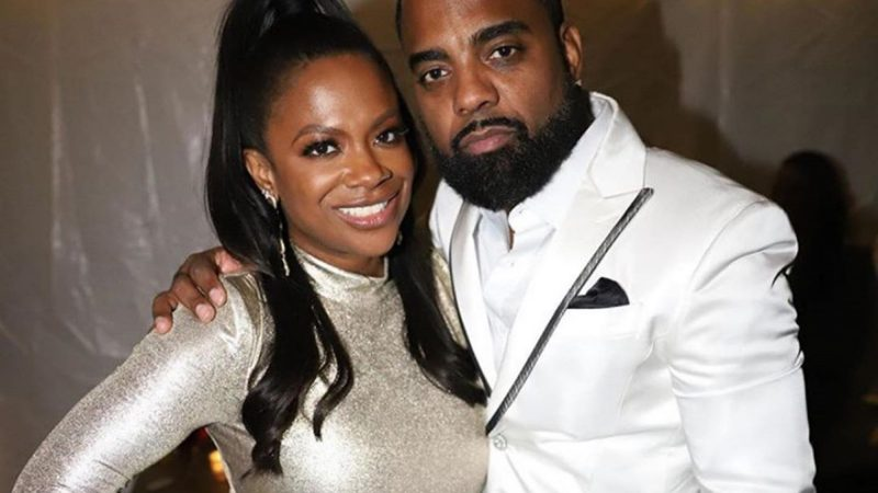 Kandi Burruss Shares A Scandalous Photo With Todd Tucker Ahead Of Valentine's Day That Has Fans Talking